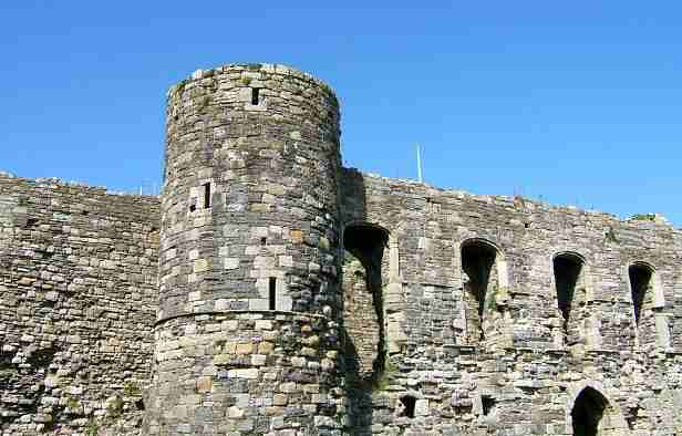 Beaumaris Castle, A World Heritage Site