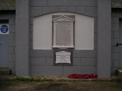 Bodedern War Memorial