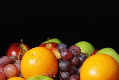 Fresh fruit for good health