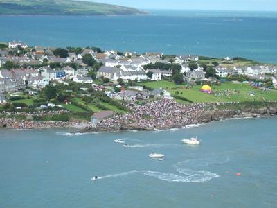 Anglesey Coast, Moelfre