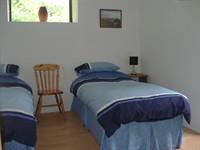 Stick Cottage bedroom