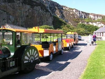 holyhead road train