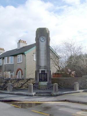 Llanfairpwll War Memorial