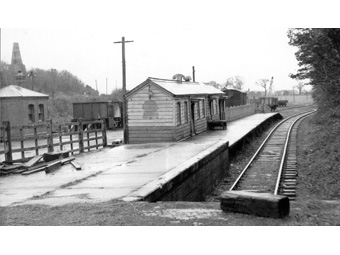 Red Wharf Bay & Benllech station