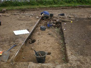 Dig at Brynsiencyn