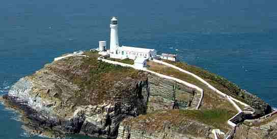 Anglesey Coastal Path, walk and enjoy fine sea views