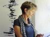 Anglesey artist Helen Grove-White