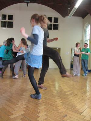 Helen McGreary Dance Classes Menai Bridge