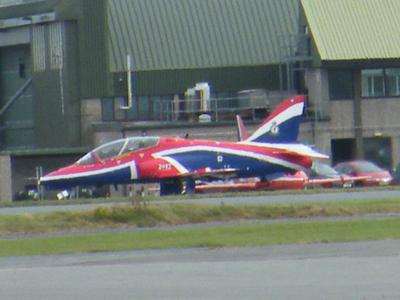 Anglesey Hawk Jet