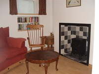Stick Cottage sitting room