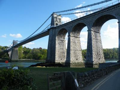 Thomas Telford's Suspension Bridge