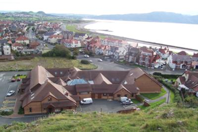 St David's Hospice,  Abbey Road, Llandudno (close top West Shore and Great Orme)
