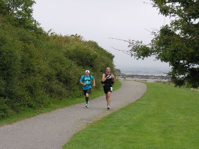 Ring O'Fire Leaders at Penrhos Country Park, Holyhead at 45 minutes in